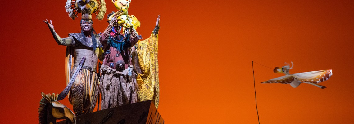 The Lion King Musical –  A Review