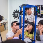 3D Printing holiday workshop for kids