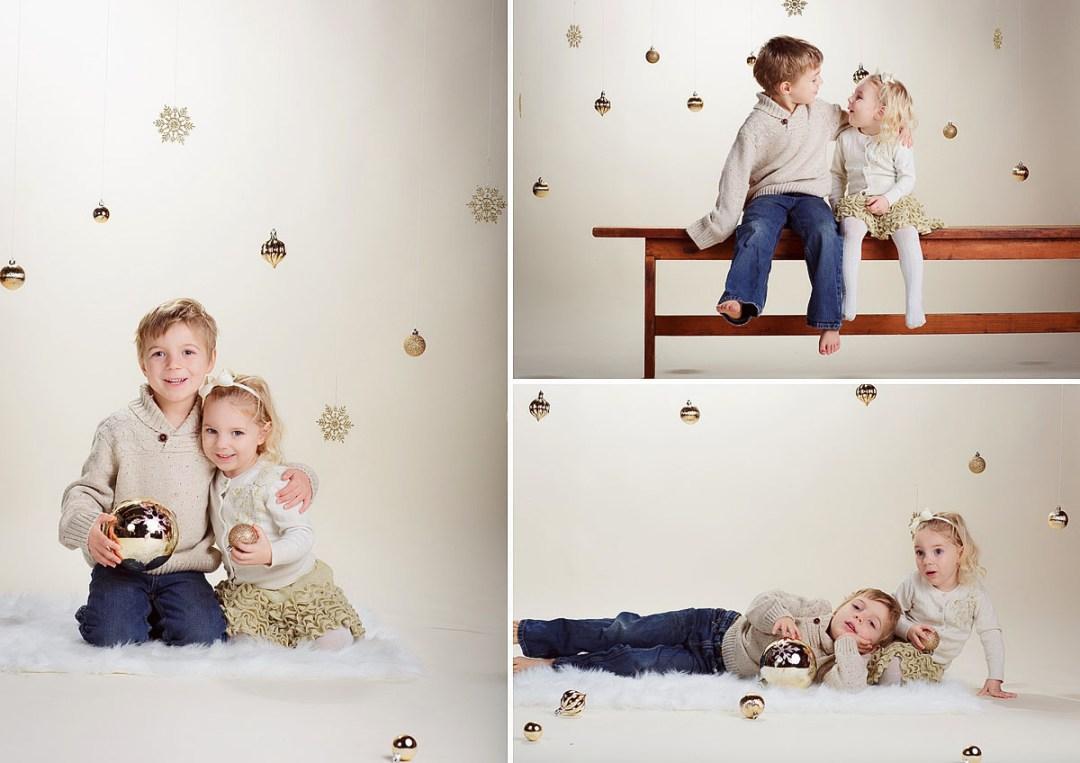 family photos in studio reading pa