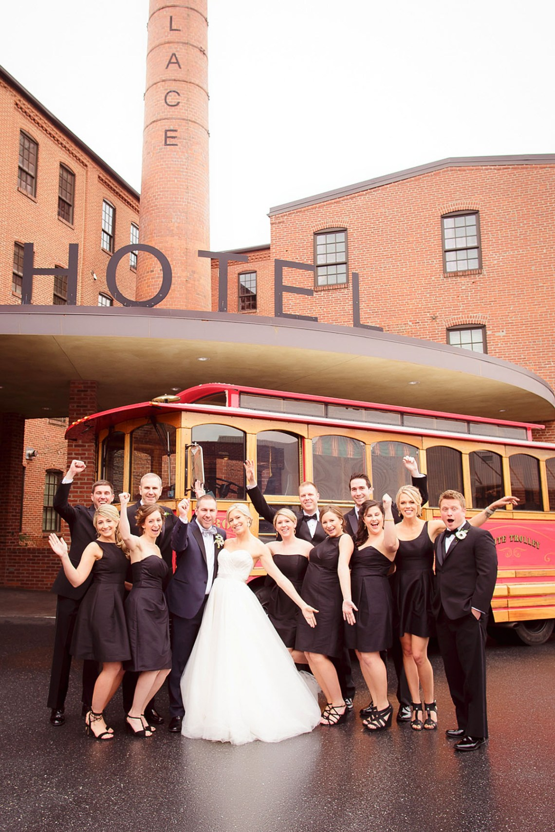 Cork Factory Hotel Wedding in Lancaster PA