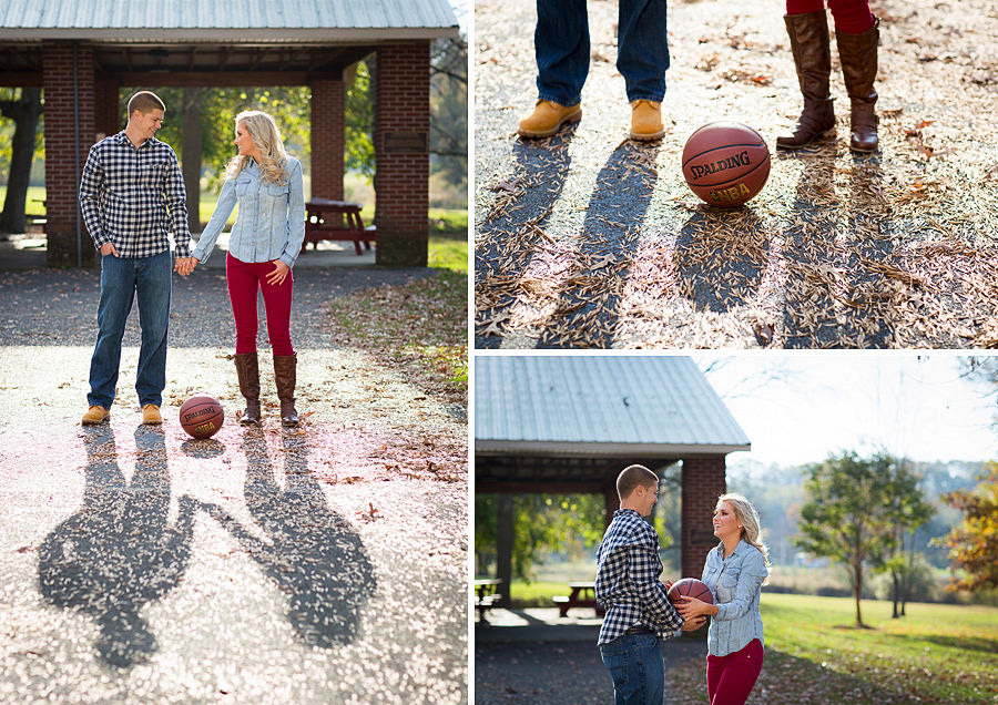 025Basketball Engagement Photos Reading PA