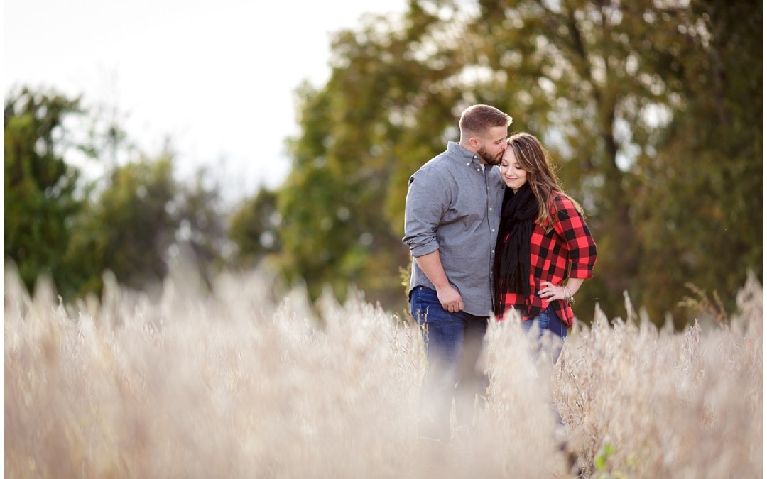 Outdoor Engagement Photos in Berks County | Brittany & Bryan!