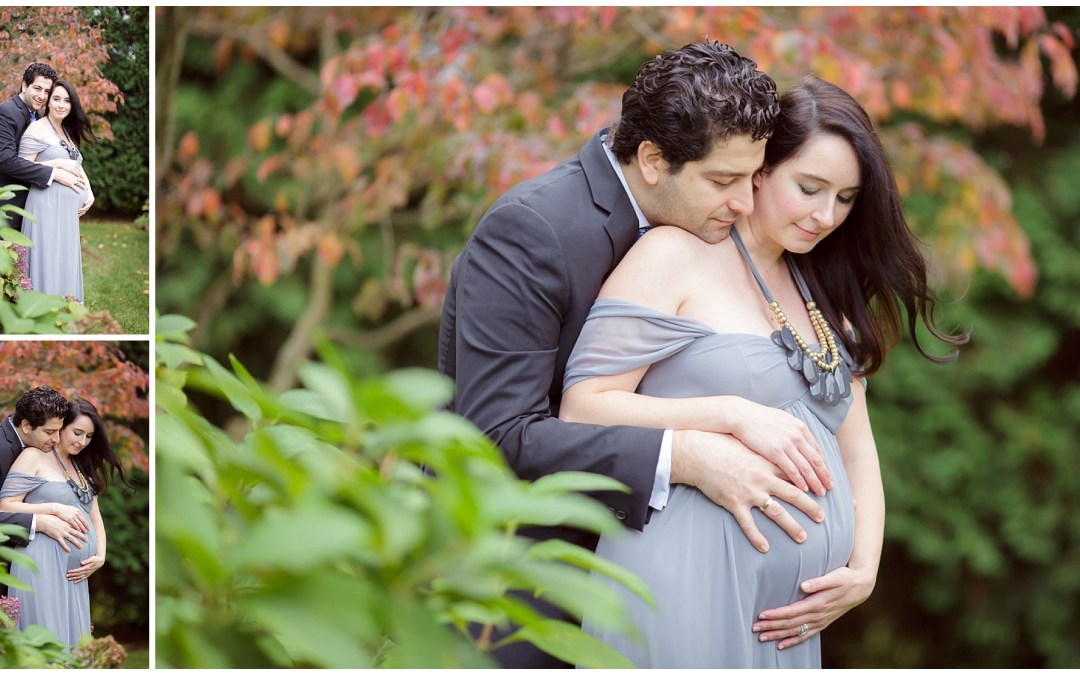 Maternity Photography at Home, Berks County | Pete & Elena