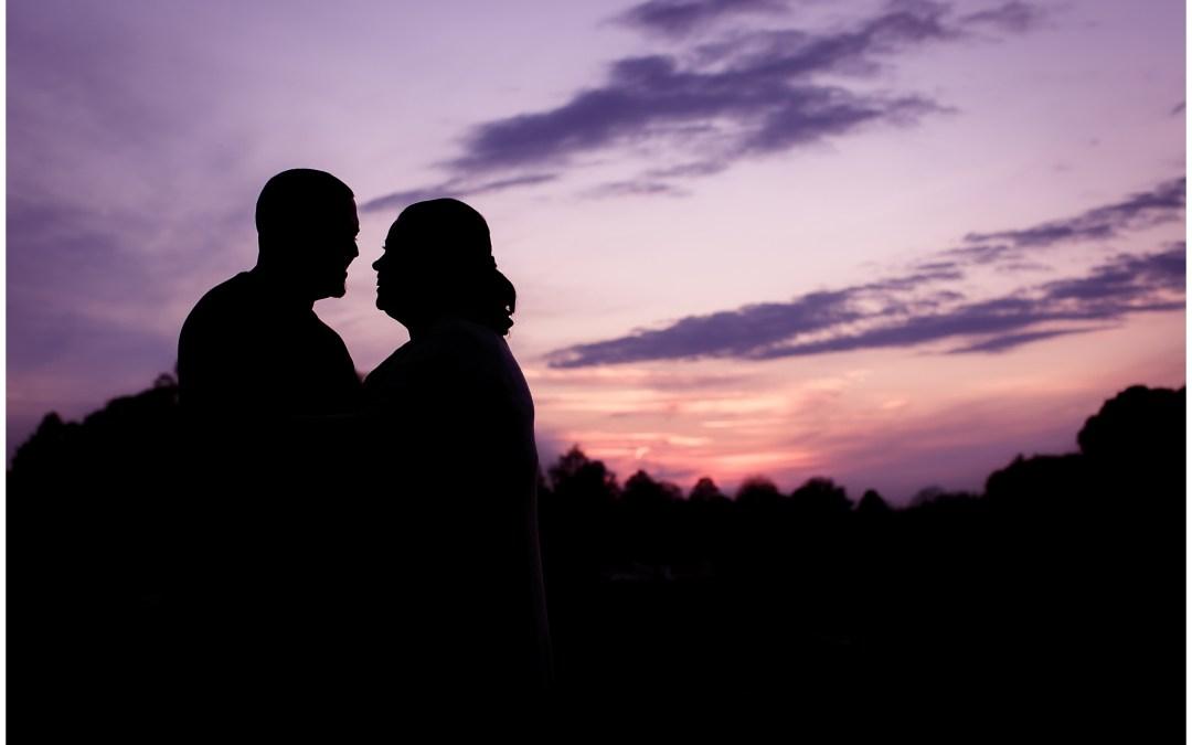 Engagement Photos on Location at Longwood Gardens | Liza & Jesus