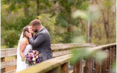 ANNVILLE, PA FALL WEDDING | BRITTANY + BRYAN