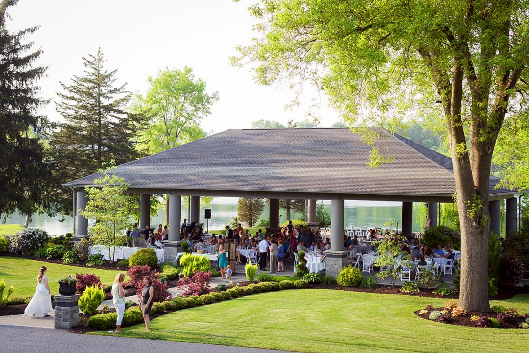 Outdoor Wedding Location Berks County | Willow Springs Estates