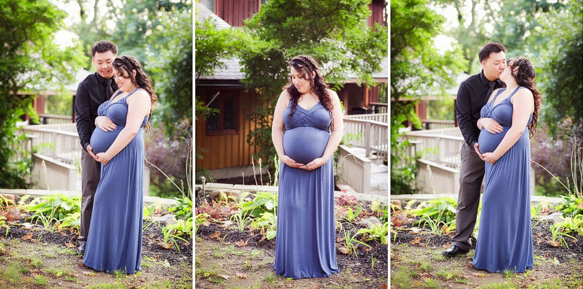 Reading PA Outdoor Maternity photos