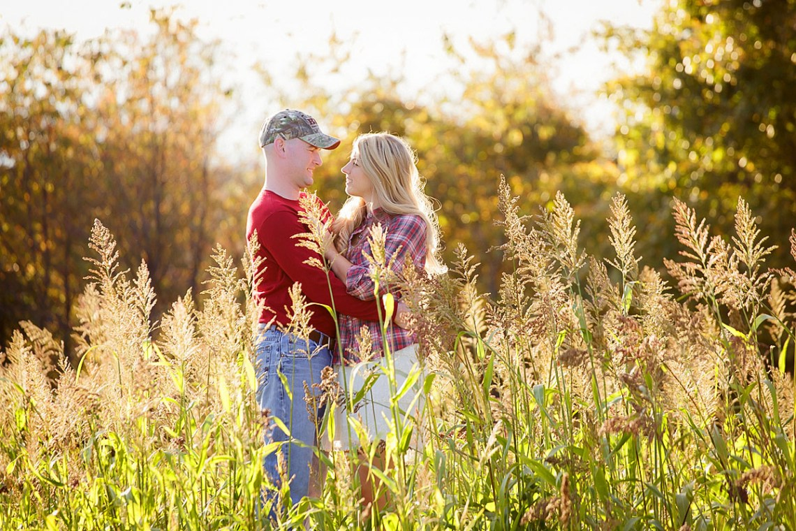 Country Engagement Photos Berks County PA