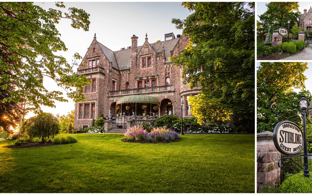 Berks County PA Wedding Venues | Stirling Guest Hotel