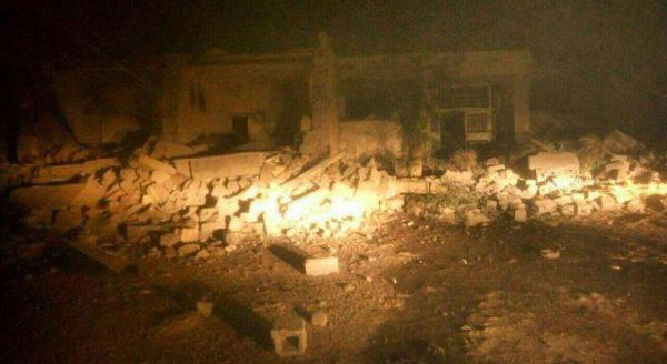 伊拉克7.2级强震 伊朗和伊拉克至少151死