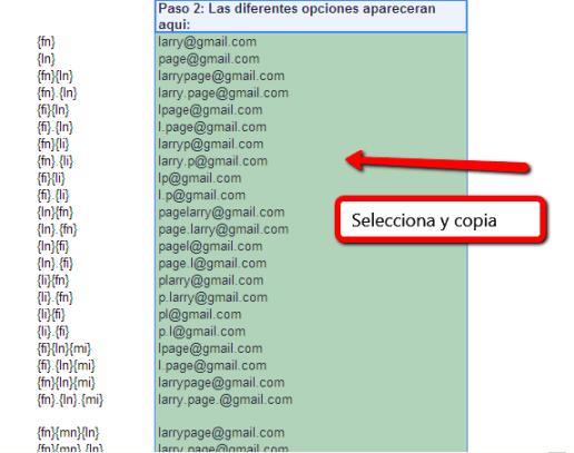 Como investigar email