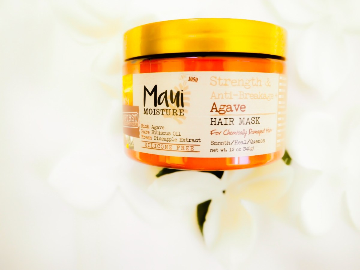 SPRING HAIR TREATMENT FOR DRY BRITTLE AND FALLING HAIR| MAUI MOISTURE