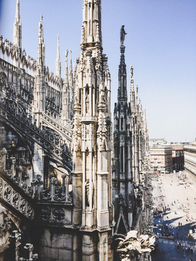Mailand Dom Details
