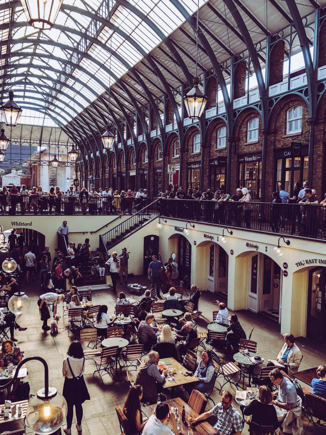 Apple Market London Covent Garden