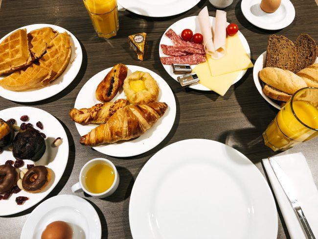 Citadines Trafalgar Square Breakfast