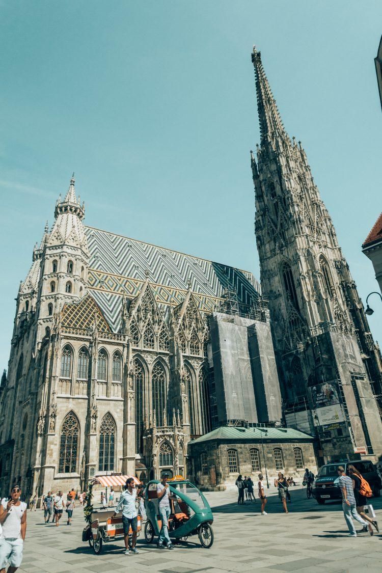 Wien Stephans Dom