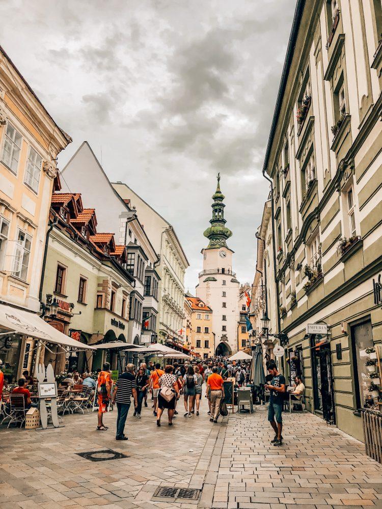 Bratislava Altstadt Zentrum lifestylecircus A-Rosa