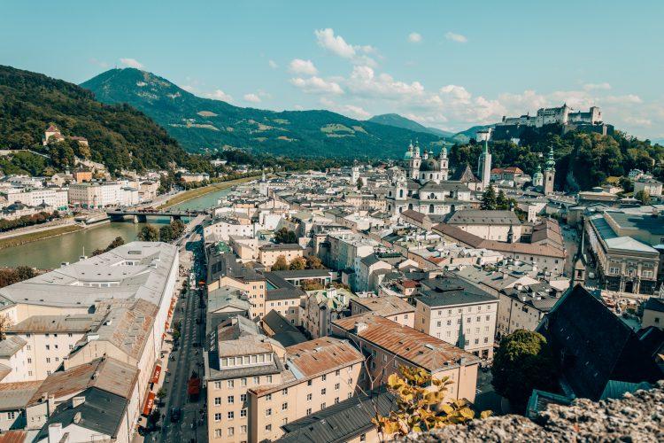 Salzburg overview lifestylecircus A-Rosa