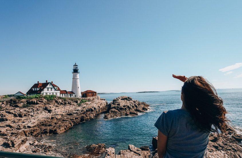 USA Roadtrip Ostküste | Kulinarische Köstlichkeiten und Sehenswürdigkeiten in Maine