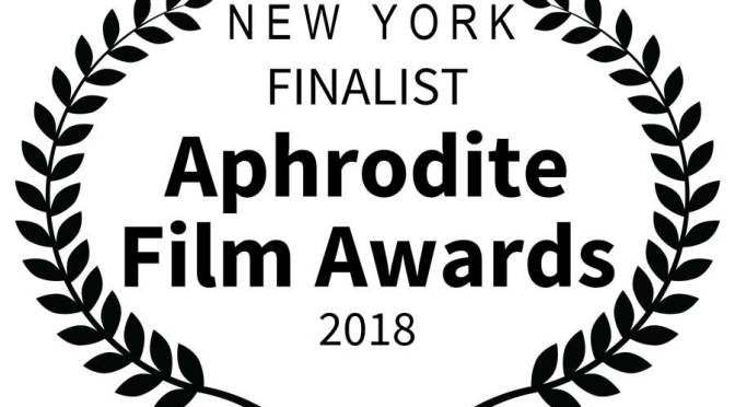 Finalist Aphrodite Film Awards - Yayu & The Wimborne Folk Festival 2018