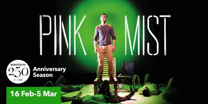 REVIEW: Pink Mist at Bristol Old Vic