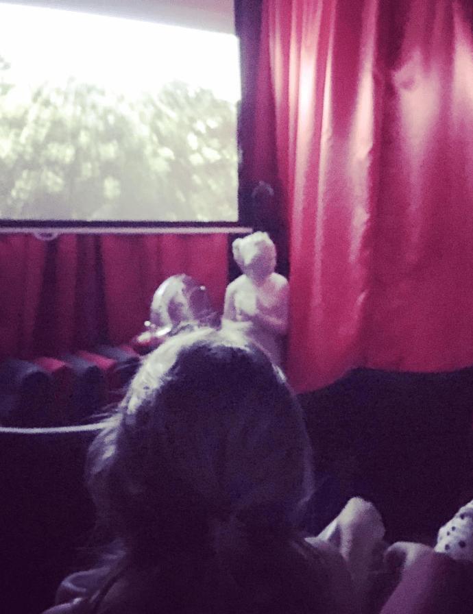 Close encounters of the mini cinema kind