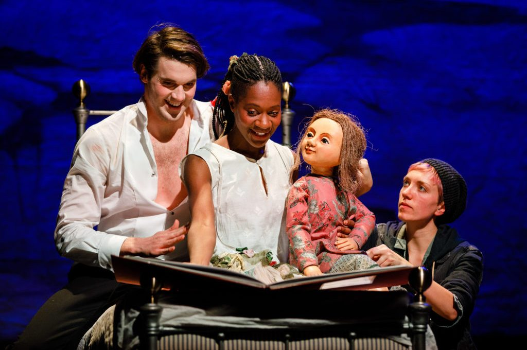 Review: The Little Matchgirl and Other Happier Tales at Bristol Old Vic