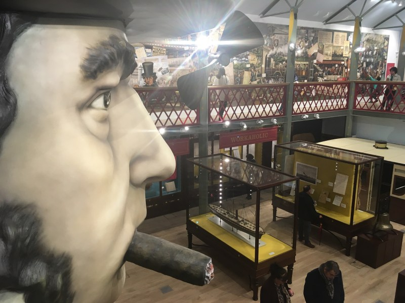 Being Brunel at SS Great Britain
