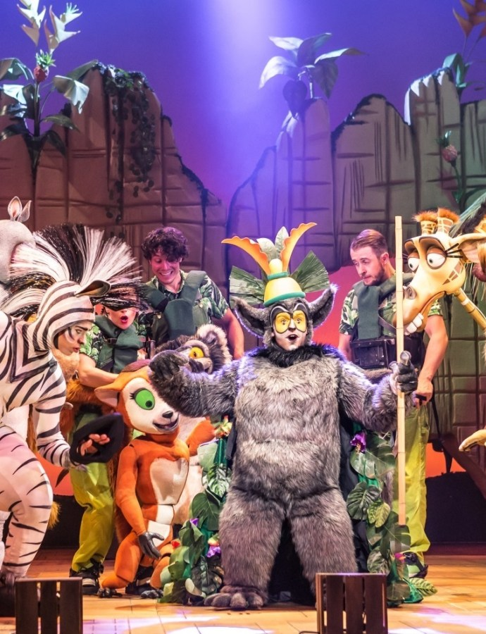 Review: Madagascar The Musical at Bristol Hippodrome