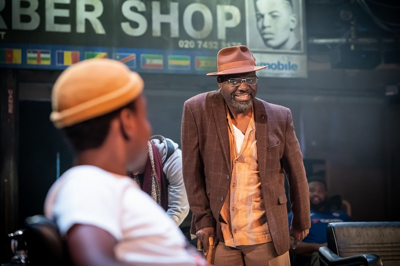 Barber Shop Chronicles at Bristol Old Vic