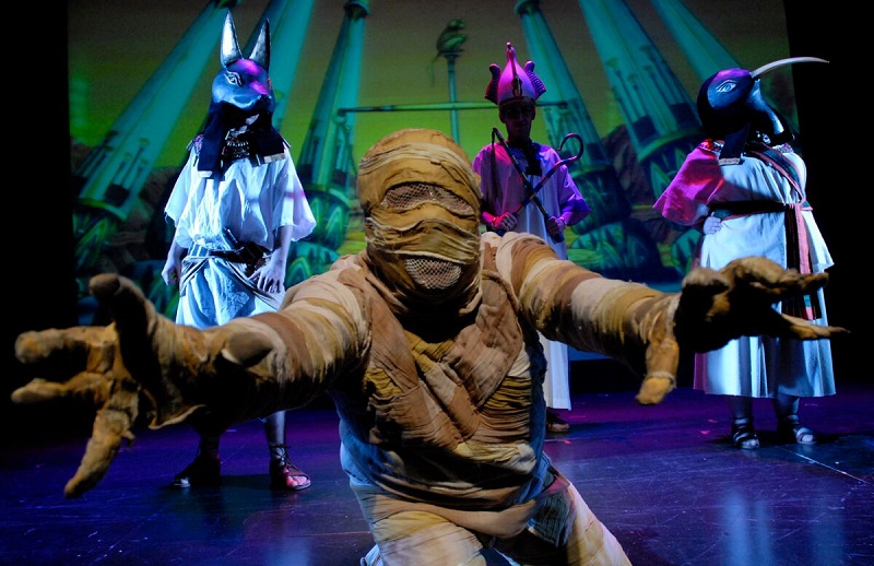 Horrible Histories - Awful Egyptians by Birmingham Stage