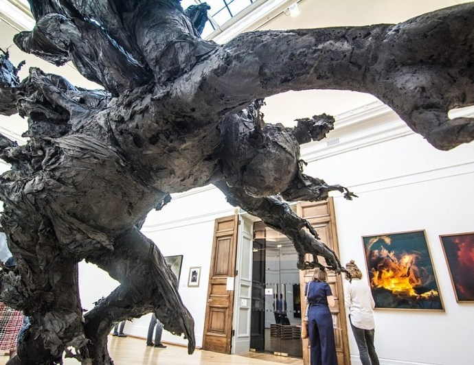 Fire: Flashes to Ashes in British Art at RWA Bristol