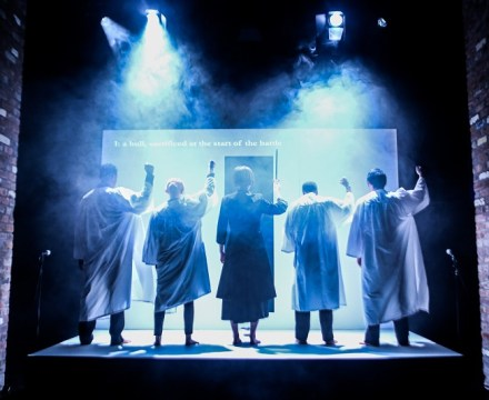 Review: Antigone at Bristol Old Vic