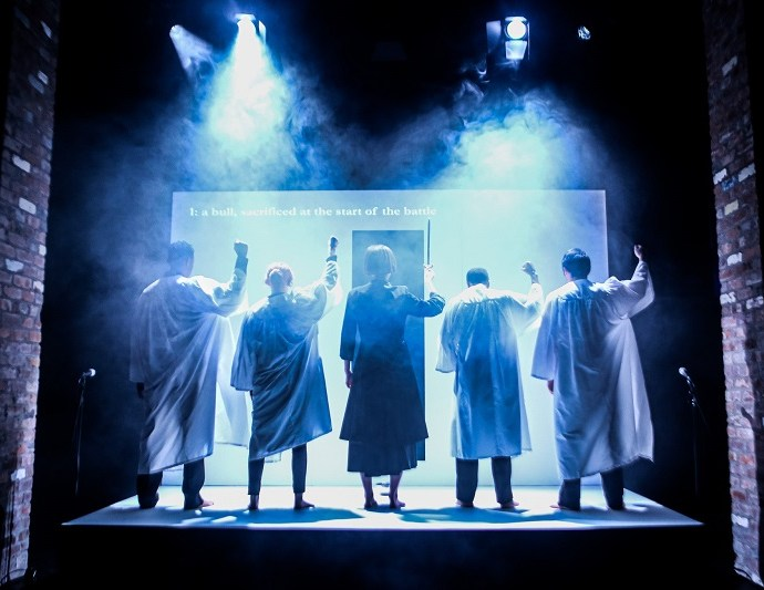 Review: Antigone at Bristol Old Vic