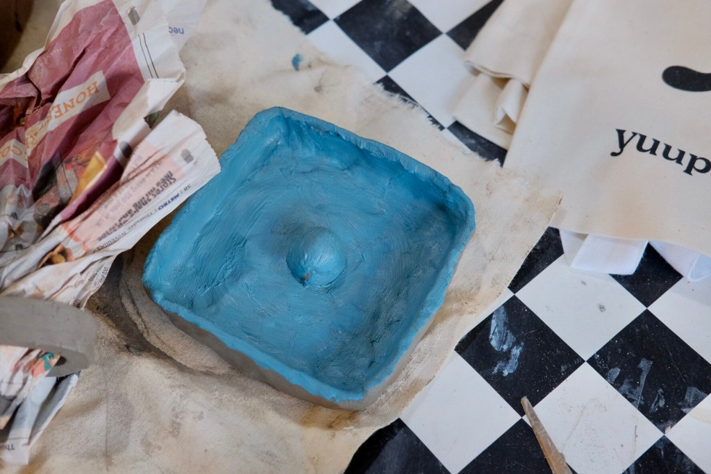 Pottery classes Bristol: my first session at Trylla