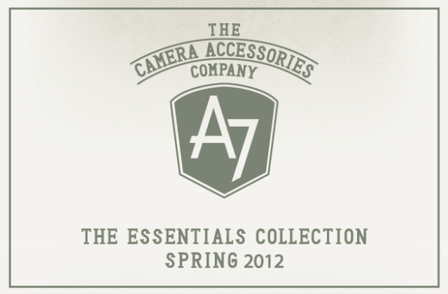 A7 2012 Spring Leather Camera Strap Collection