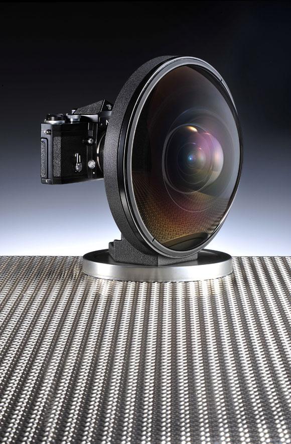 6mm f2.8 Fisheye-Nikkor for Nikon