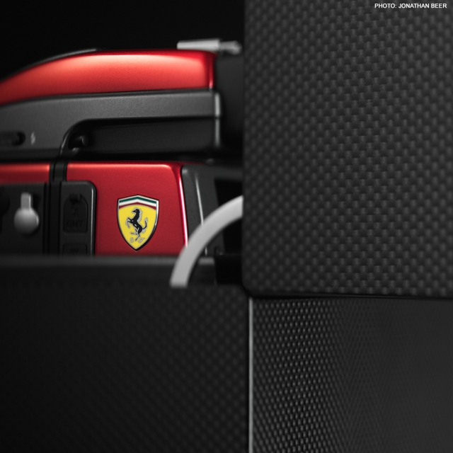 Hasselblad H4D-40 Ferrari Limited Edition