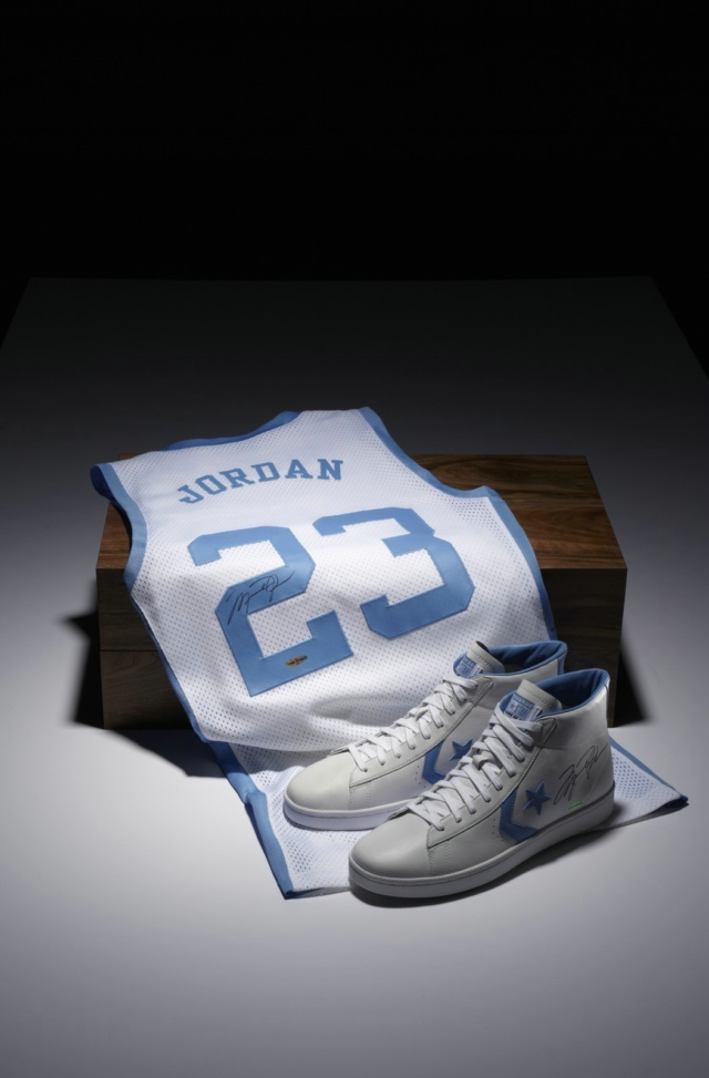Michael Jordan x Converse Commemorative Pack
