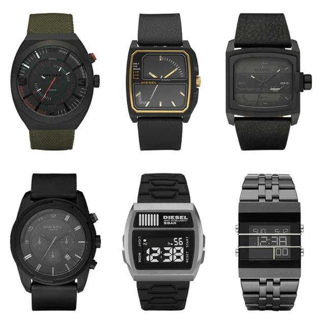 Best Deals: Diesel Men's Watches