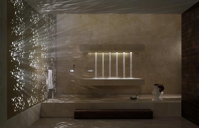 Dornbracht-Horizontal-Shower