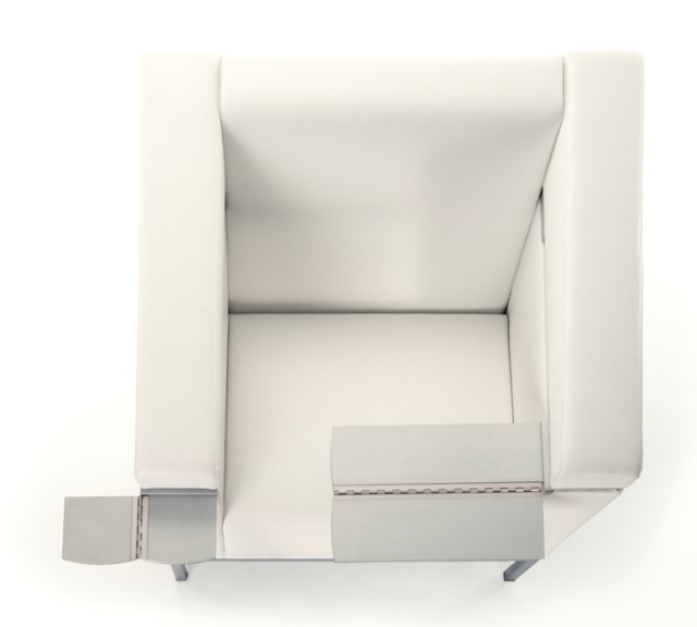 rossin P@d Intelligent Lounge Chair