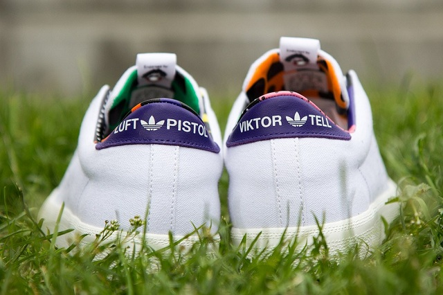 Adidas Originals Consortium Your Story Matchplay By Viktor Tell