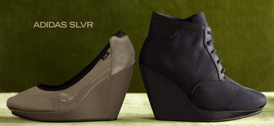 Adidas SLVR Footwear
