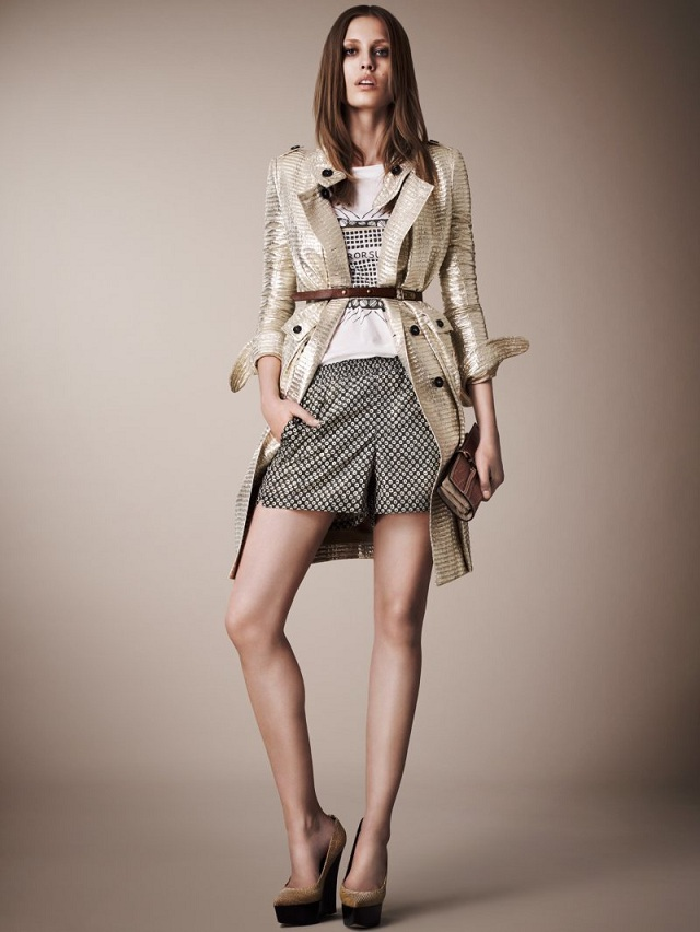 Burberry Resort 2013 Collection