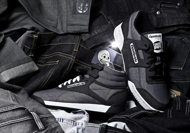 Cheap Monday REEBOK COLLABORATION Collection