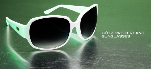 Götz Switzerland Sunglasses at MYHABIT