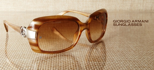 Giorgio Armani Sunglasses at MYHABIT