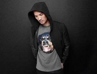 New Season: Givenchy Pre-Fall 2012 Collection for Men