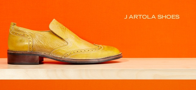 J Artola Shoes at MYHABIT